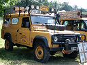 Camel Trophy Landrover Work Shop Unit