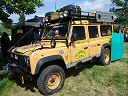 Camel Trophy Landrover Film Unit
