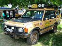 Camel Trophy Landrover Discovery