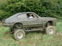 Ford Capri 2.8 injection body