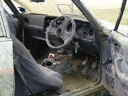 Ford Capri Interior