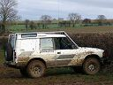 Modified Landrover Discovery