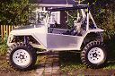 New Muddler off road buggy