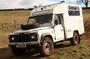 Land Rover 127 Camper Conversion